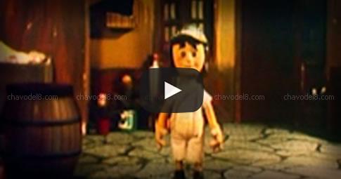 Video: Introducción del programa del Chavo con muñecos de plasticina, incluye a Quico