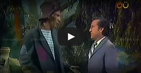 Entremes de Chespirito: El limosnero en el parque