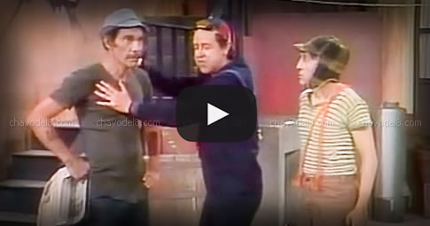 Video del Chavo: Hombre invisible (1974)