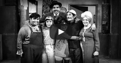 Video: El Chavo del Ocho en idioma Italiano